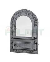 Дверца для камина чугунная FPM1 485x325