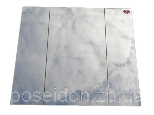 Панорамный зеркальный шкаф А 19-70
