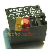 Реле JQX-15FD(4503)-24VDC-1C
