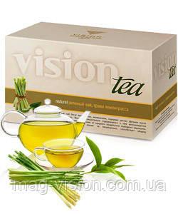 Зеленый чай VISION с лемонграссом