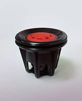 Клапан перепускной, черный
