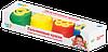 Набор «Пальчиковые краски со штампиками»