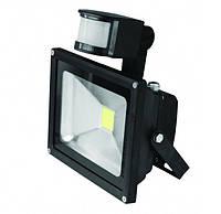 Светодиодный прожектор EUROELECTRIC Sensor 10Вт