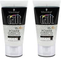 TAFT  Power  гель д/волос 150мл Невидимая фиксация