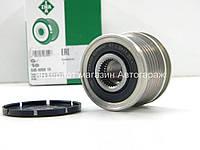 Ременной шкив (6 ребер) генератора на Мерседес Спринтер 2.2/2.7CDI 2000-2006 INA (Германия) 535005010