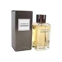 Мужская туалетная вода L`Essence de Cerruti (роскошный мускусно-кожаный аромат)