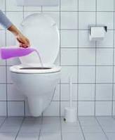 Средства по уходу за туалетом