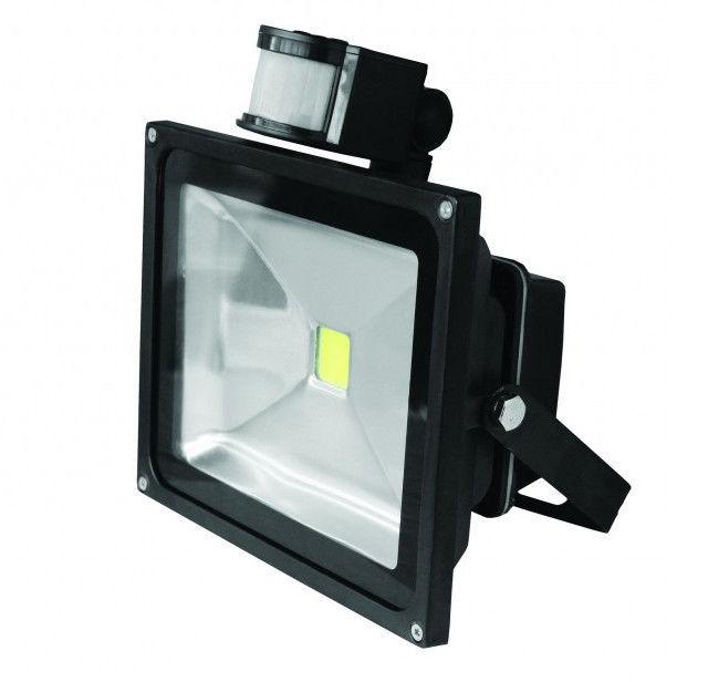 Светодиодный прожектор EUROELECTRIC Sensor 20Вт с датчиком движения