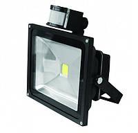 Светодиодный прожектор EUROELECTRIC Sensor 20Вт