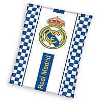 Реал Мадрид Плед флисовый