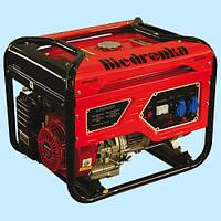 Генератор бензиновый BIEDRONKA GP6065BS (6.0 кВт)