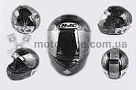 """Шлем-интеграл   """"HJC""""   (mod:R1) (size:XL, черный, JOCKER)"""