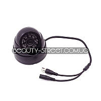 Камера видеонаблюдения ИК IR подсветка NTSC