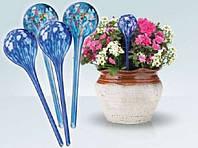 Шар для полива растений Aqua Globes (аква глобс). Автоматический полив растений. Aqua Globes