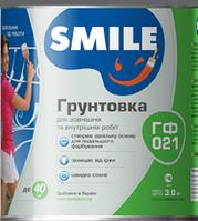Грунт Smile ГФ-021