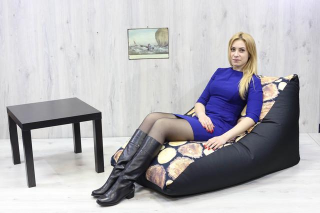 Бескаркасное кресло Веспа