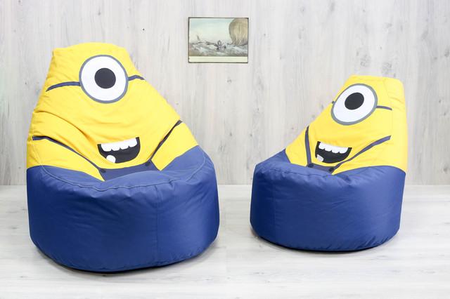 Бескаркасное кресло Миньон