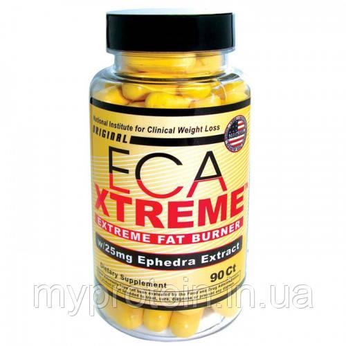 Жиросжигатель с геранью ECA Extreme DMAA 90 ct