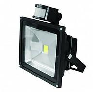Светодиодный прожектор EUROELECTRIC Sensor 30Вт