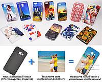 Печать на чехле для Samsung Galaxy A3 2016 A310 (Cиликон/TPU)
