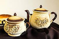 Чайный набор Витязь, лепка