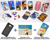 Печать на чехле для Samsung A510 Galaxy A5 2016 (Cиликон/TPU)