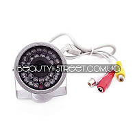 Камера для видеонаблюдения с ИК подсветкой IR 30 диодов PAL
