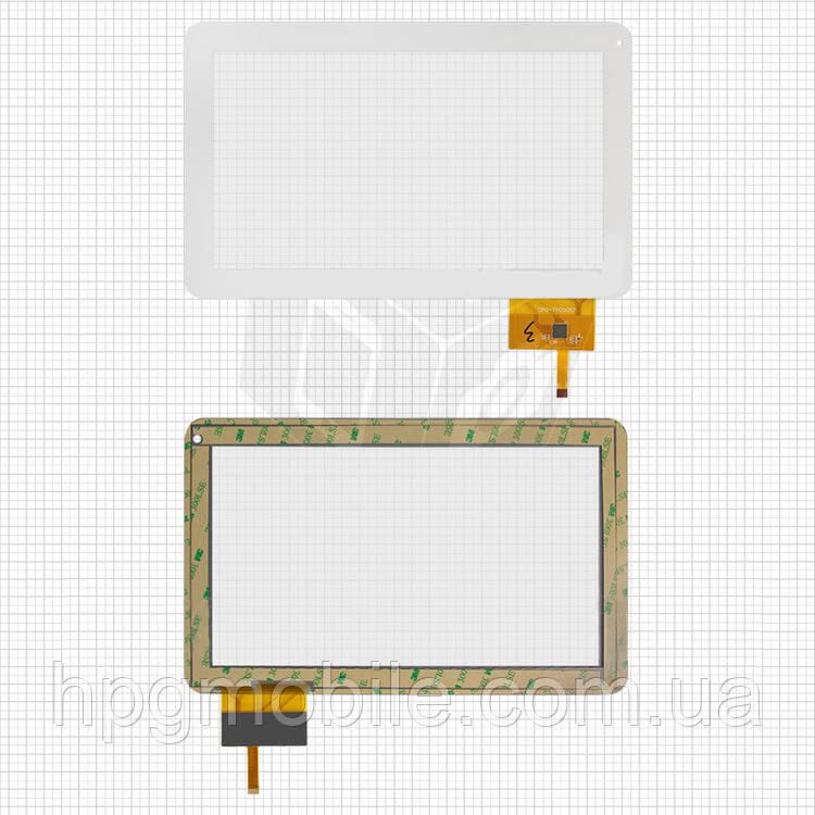 Сенсорный экран для Globex GU110A, белый, оригинал