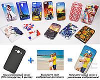 Печать на чехле для Samsung Galaxy J3 2015 J300H (Cиликон/TPU)