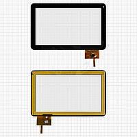 Touchscreen (сенсорный экран) для Assistant AP-110, оригинал (черный)
