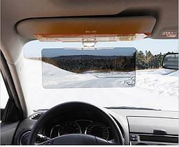 Козырек для авто Антибликовый HD Vision Visor (Оригинал), фото 3