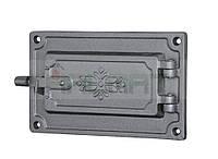 Чугунная дверца для зольника DPK3 272x170, фото 1