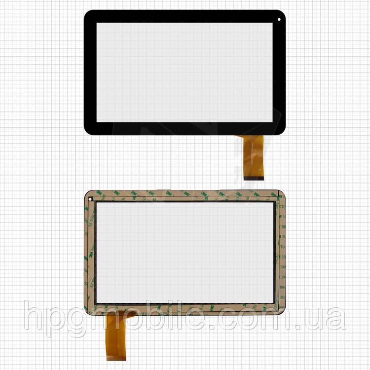 Сенсорный экран для Jeka JK100 v2, 50 pin, черный, оригинал