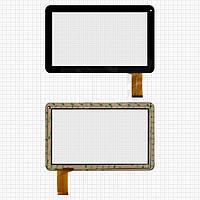 Touchscreen (сенсорный экран) для Assistant AP-110, 50 pin, оригинал (черный)