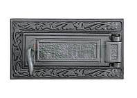 Чугунные дверцы для зольника DPK6 325x175