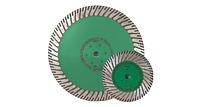 Круг отрезной алмазный Distar Turbo 230x3,0x10x22,23/M14F Duplex
