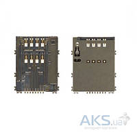 Aksline Разъем SIM-карты для Samsung P5200 Galaxy Tab 3 / P5210 Galaxy Tab 3 / T310 Galaxy Tab 3 / T311 Galaxy Tab 3 / T111 Galaxy Tab 3
