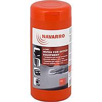 Серветки для оргтехніки, пластику, офісних меблів Navarro