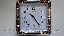 Настінні годинники безшумні розмір 23*23