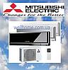 Кондиционер Mitsubishi Design Inverter MSZ-EF35VE2W/B /MUZ-EF35VE