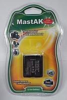 "Аккумулятор к видеокамере тм""MastAK"" Panasonic VW-VBN130 7,4V 1,050Ah Li-ion, фото 1"