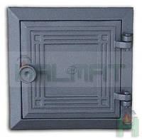 Чугунные дверцы DKR3 175x175