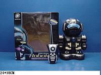 Робот TT333 на радио-управлении, стреляет дисками 18*24 см