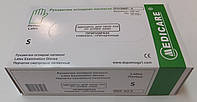Перчатки латексные смотровые нестерильные припудренные, размер S/ Medicare/ Малайзия