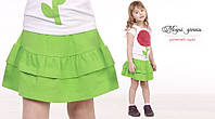 Юбки детские. летнее  платье.