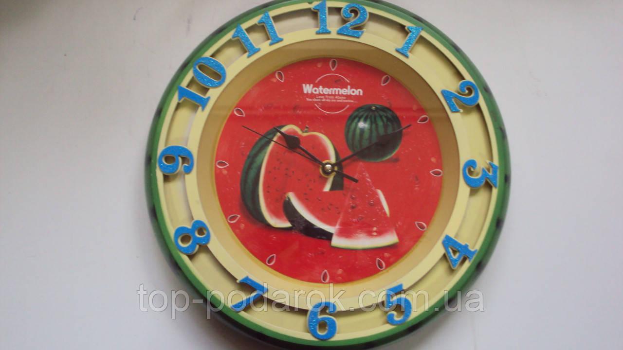 Настенные часы детские размер 30*30