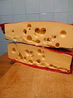 МААСДАМ-от Тамары.Вызревал 7недель.Супер сыр!!!