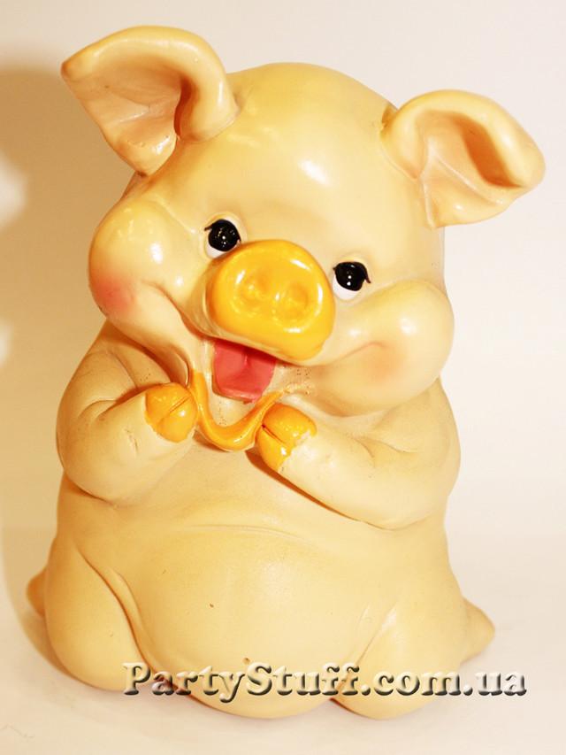 копилка в виде свинки