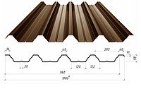 Профнастил в полимерном покрытии Н-60, 0,45мм