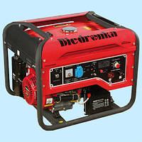 Генератор бензиновый сварочный BIEDRONKA GP5055BSS (5.0 кВт)